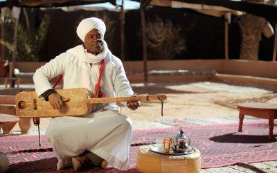 Música » Gnawa » de Khamlia Declaran Patrimonio de la Humanidad