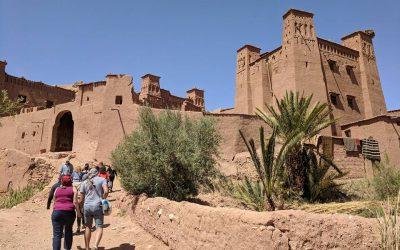 KASBAH AIT BEN HADDOUR: La fortaleza del cine de Marruecos